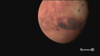 Il mistero dell'ossigeno su Marte