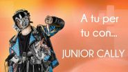 A tu per tu con Junior Cally