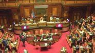 Decreto Covid, fiducia al Senato