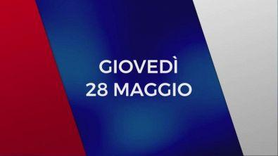 Stasera in Tv sulle reti Mediaset, 28 maggio