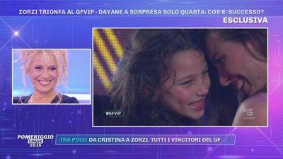 Dayane Mello come Florinda Bolkan