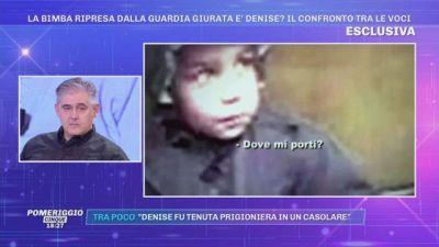 La scomparsa di Denise Pipitone: la bimba ripresa dalla guardia giurata è Denise? Il confronto tra le voci