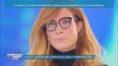 Jane Alexander si racconta