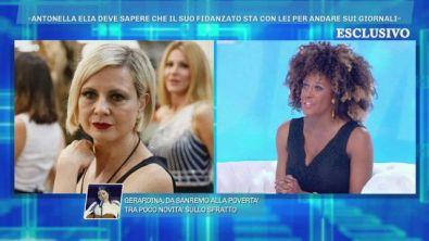 L'appello di Sylvie Lubamba ad Antonella Elia