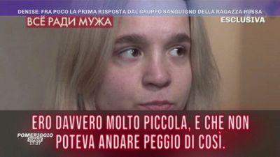 Denise Pipitone: l'intervista integrale a Olesya Rostova