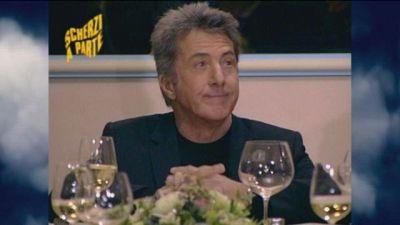 """""""Il tappo d'oro"""": lo scherzo a Dustin Hoffman"""