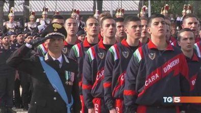 I 203 anni dell'Arma dei Carabinieri
