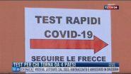Breaking News delle 12.00 | Test per chi torna da 4 paesi