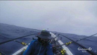32 giorni in canoa