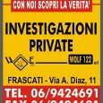 Wolf 122 Investigazioni private