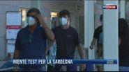 Breaking News delle 21.30 | Niente test per la Sardegna