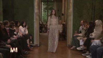 Alberta Ferretti: l'Haute Couture per l'inverno 2016-17