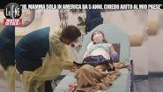 """""""Io, mamma sola da 5 anni in America per salvare la vita a mia figlia. Aiutatemi"""