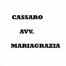Cassaro Avv. Mariagrazia