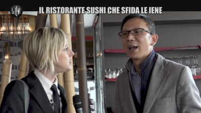 TOFFA: Il ristorante sushi che sfida Le Iene