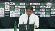 """Inter, Conte: """"Non ci accontentiamo"""""""