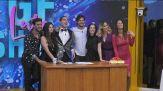 I saluti finali di GF Late Show