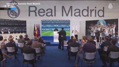 L'addio di Sergio Ramos al Real Madrid: in lacrime durante la conferenza stampa