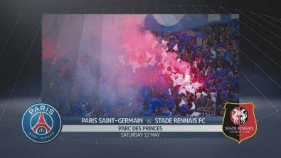 PSG - Rennes 0-2