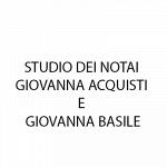 Studio dei Notai Giovanna Acquisti e Giovanna Basile