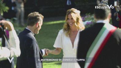 Il matrimonio di Filippa e Daniele