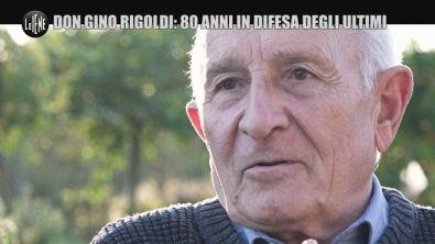 """PECORARO: Gli 80 anni di don Gino Rigoldi: """"La politica è l'opposto del Vangelo"""""""