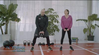 Esercizi che aiutano le ossa