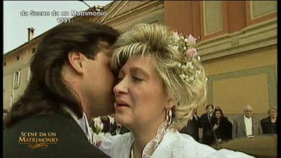 Come eravamo... Barbara e Graziano