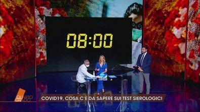 Covid19, i test sierologici