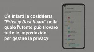 Android 12: la nuova privacy