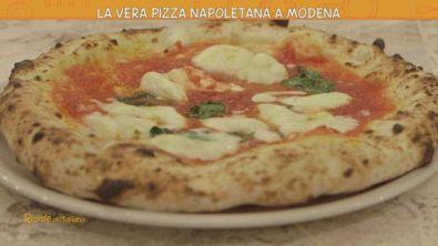 A Modena la pizza napoletana