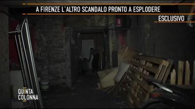 A Firenze l'altro scandalo pronto a esplodere
