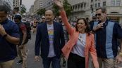 Kamala Harris: la rivoluzionaria marcia al Pride di Washington