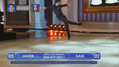 "Javier balla sulle note de ""Les Bourgeois"" - La finalissima"