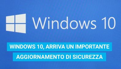 Windows, super aggiornamento di sicurezza