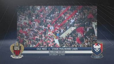 Nizza - Caen 4-1