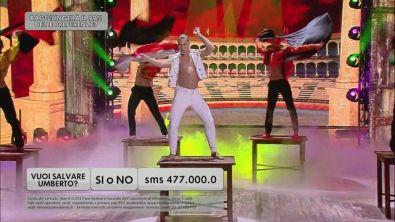 La scommessa di Ricky Martin - Quarta puntata Serale - Seconda manche