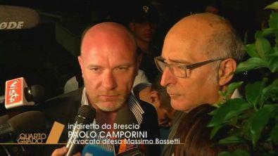 Processo Bossetti, parla la difesa