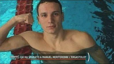 Chi ha sparato a Manuel, meriterebbe l'ergastolo?