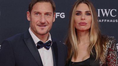 Ilary Blasi e Francesco Totti: una bellissima storia d'amore
