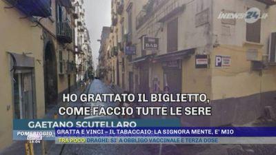 Napoli, gratta e vinci rubato. Parla il tabaccaio