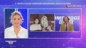 È morto Diego Armando Maradona - Parla Amedeo Goria