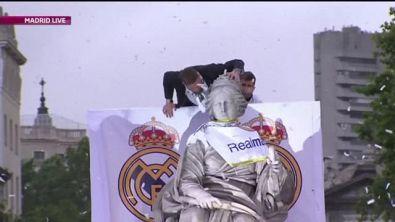 A Madrid una festa Real
