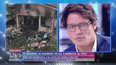 Gabriel Garko e il dramma di Sanremo
