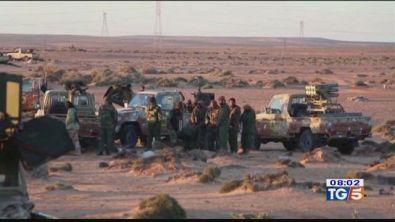 Fragile tregua in Libia Haftar ancora non firma