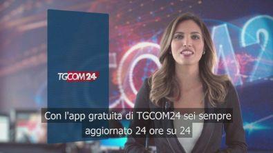 Resta sempre aggiornato con TgCom24: scarica l'app e attiva le notifiche