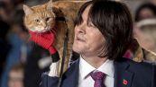 """""""A spasso con Bob"""": una storia di fedeltà tra un gatto e un uomo"""