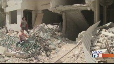 Siria: attesa per la risposta Usa