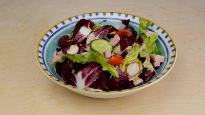 Ricetta per una insalata estiva