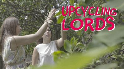 Upcycling lords: un filato dalle arance